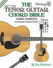 TENOR GUITAR CHORD BIBLE - 2,880 CHORDS (NEW 2016 EDITION)