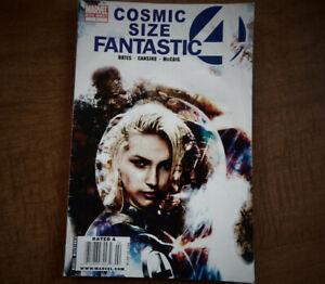 Cosmic Size Fantastic Four #1 Marvel Comics Feb 2009