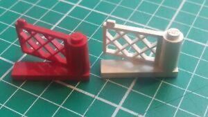 LEGO 3186 Fence Gate 1x4x2 / 3187 Fence Gate 1x4x2 Base x1