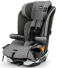 Chicco MyFit Zip Harness + Booster Child Safety Baby Car Seat Granite New