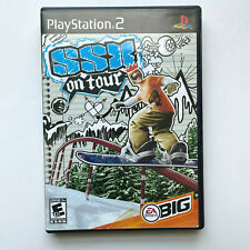 New listing SSX on Tour (Sony PlayStation 2 PS2, 2005) - no manual