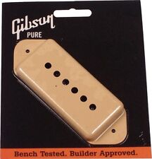 Genuine Gibson P-90 P-100 Dog Ear Pickup Cover - PRPC-045 - Cream - SG, Les Paul