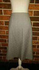 Cue Plaids & Checks Knee-Length Skirts for Women