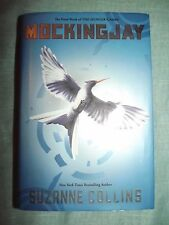 The Hunger Games: Mockingjay 3 by Suzanne Collins 2010, Hardcover 1st Edition