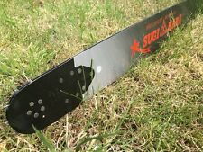 "DR2T-3Q91-A 36"" Pro Solid Sugihara Chainsaw Bar 3/8 .063 115 D/L Dolmar PS-9010"