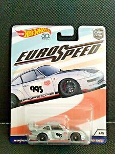 Hot Wheels Porsche 993 GT2 Euro Speed