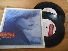 "7"" Pop Salvation Sunday - Cold Grey Eyes : 2-Disc (4 Song) POLYDOR"