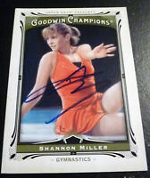 Shannon Miller SIGNED 2013 Goodwin Champions #103 USA Gymnastics AUTOGRAPH