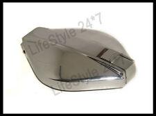 Hi Quality Chrome Hinged Flip-Up Fuel Tank Cap Part No. 06-0681 For Triumph Bike