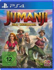 Jumanji: Das Videospiel - Playstation 4 (NEU & OVP!)