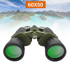 60x50 Night Vision Military Army Zoom HD Optics Binocular for Hunting Outdoor