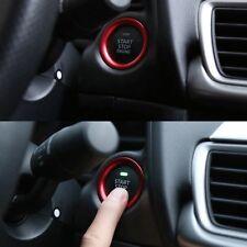 Alloy Interior Console Engine Start Push Button Cover Trim For Mazda 3 CX-4/CX-5