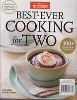 America's Test Kitchen Best-Ever Cooking for Two Recipes 2018