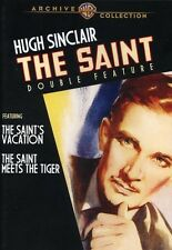 Saint Double Feature: The Saint's Vacation/The (2012, REGION 0 DVD New) DVD-R/BW
