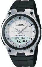 Casio Standard Mens Wrist Watch EAW-AW-80-7AV AW-80-7AJF Black 39mm LED New O