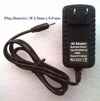 Power Supply Charger for Acer One 10 S1002 12V2 145A N15P2 17FR, Smartab ST1009X