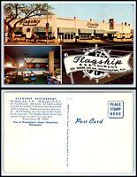 Vintage Postcard - Flagship Restaurant O33