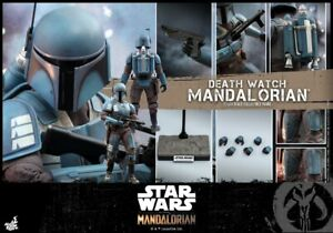 Hot Toys The Mandalorian 1/6th scale Death Watch Mandalorian Collectible TMS026