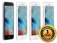 "Apple iPhone 6S 64GB Factory GSM Unlocked 4.7"" Smartphone 1 Year Warranty"