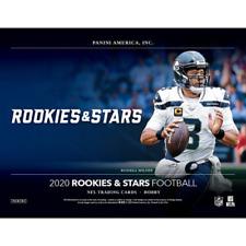 Jerry Rice 2020 ROOKIES & STARS FOOTBALL 28 BOX 2 CASE PLAYER BREAK