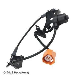 ABS Wheel Speed Sensor Front Left Beck/Arnley 084-4323 fits 01-03 Honda Civic