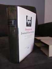 Dostoïevski - Journal d'un écrivain - Gallimard Pléiade