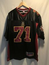 Battlefield Collection Football Us Army Jersey Eod Number 71