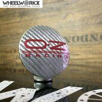 Original OZ Emblem Felgendeckel Center Caps carbon silver 62 mm 81310443 NEU!!!