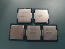 Five (5) Intel Core i5-6600 3.30 GHz Quad Core (SR2L5) Processor