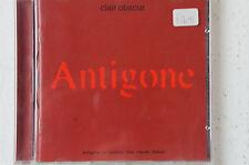 Clair Obscur Antigone Le laminoir Ville Irlande Dédale  Box32