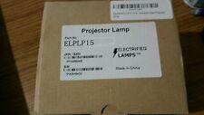 New Electrifieid Lamps ELPLP15 V13H010L15 projector lamp for Epson projectors