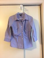 Harold's Womens Light Purple Dress Shirt - Size 12