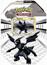 Pokemon Black & White Legends Zekrom Collector Tin Set