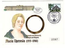 Österreich  FDC Ersttagsbrief 1990 Palmenhaus Schönbrunn Mi.Nr.2011