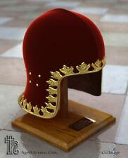 16ga Medieval Warrior Knight Fantasy Barbute Barbuta Helmet
