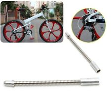 Mountain Bicycle Bike Foldable V Brake Aluminum Alloy Elbow Bend Dust Tube Pipe