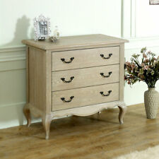 French style chest of drawers shabby chic 3 drawer vintage bedroom furniture