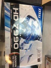 MSI HD 7990 6GB ddr5 GRAPHIC CARD NEW