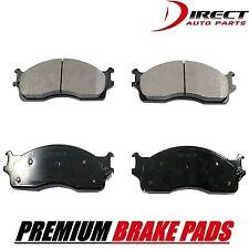 Front Premium Brake Pad Set For Dodge Ram 1500 06-08 Dodge Ram 2500 & 3500 03-08