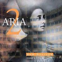 Aria 2: New Horizon Used - VeryGood [ Audio CD ] Aria