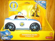Imaginext DC Super Friends COMMISSIONER GORDON POLICE CAR GOTHAM CITY TOYS R US