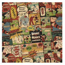Dennis the Menace Beano Comic Strip Birthday Card