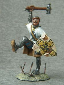 EXCLUSIVE! Shcherbakov-HQModels: The Teutonic knight has a foot 54 mm