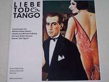 Wilhelm Dieter Siebert - Liebe, Tod & Tango - Foc 2 LPs