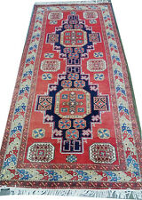 A Vintage 5'x10' Geometric Nw Persian Rug