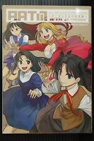 JAPAN manga: AATM All Around Type-Moon vol.1~2 set