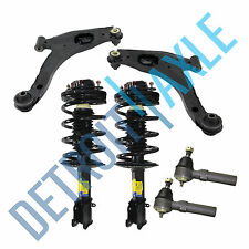 Brand New 6pc Complete Front Suspension Kit Chrysler Dodge SX 2.0 Plymouth Neon