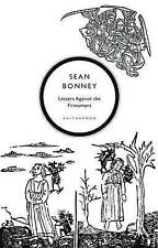 NEW Letters Against the Firmament by Sean Bonney