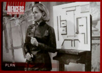THE COMPLETE AVENGERS - Series 1 Card #34 - THE GILDED CAGE - Honor Blackman