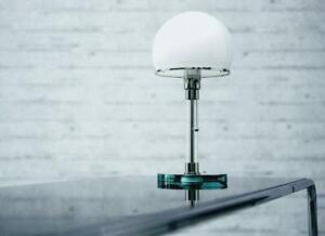 TECNOLUMEN Wagenfeld Lampe / WG24 / NEU & OVP /
